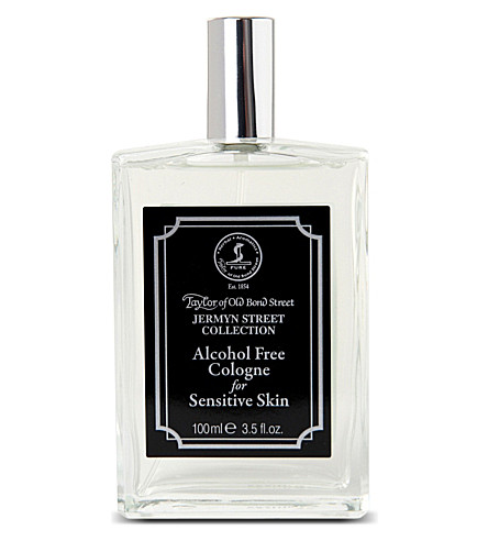 TAYLOR OF OLD BOND STREET Jermyn Street cologne for sensitive skin 100ml