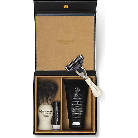 TAYLOR OF OLD BOND STREET Luxury travel shaving set