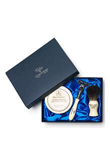 TAYLOR OF OLD BOND STREET Sandalwood shaving set in gift box