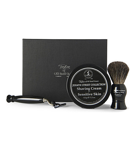 TAYLOR OF OLD BOND STREET Jermyn St Collection shaving set