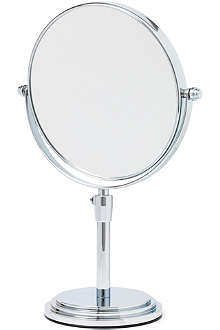 TAYLOR OF OLD BOND STREET Large adjustable chrome mirror