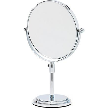 TAYLOR OF OLD BOND STREET Large adjustable chrome mirror (Chrome