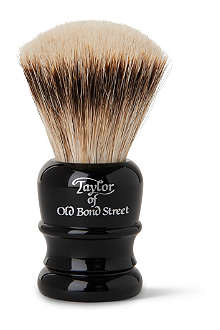 TAYLOR OF OLD BOND STREET Super Badger shaving brush small