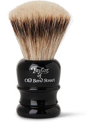 TAYLOR OF OLD BOND STREET Super Badger shaving brush large