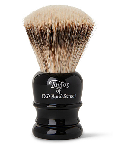 TAYLOR OF OLD BOND STREET Super Badger shaving brush large