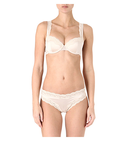 STELLA MCCARTNEY Clara Whispering contour bra range