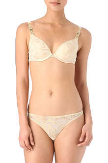MARLIES DEKKERS Golden Karo push-up bra range