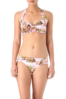 SEAFOLLY South Pacific halterneck bikini