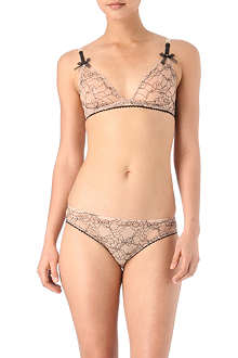 STELLA MCCARTNEY Lara Stripping demi bra range
