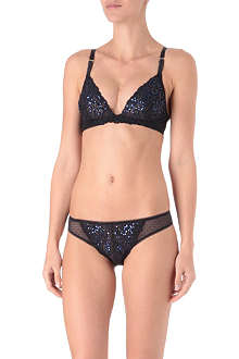 STELLA MCCARTNEY Isabelle Wondering underwired bra range