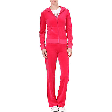 JUICY COUTURE Baroque crest tracksuit