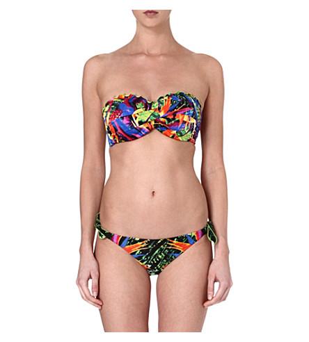 SEAFOLLY Oasis Twist bandeau bikini