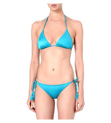 LAZUL Nubia triangle bikini