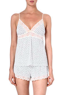 EBERJEY Petit Bakit camisole and shorts set