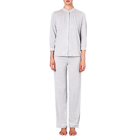 EBERJEY Sleep Tees jersey pyjama set