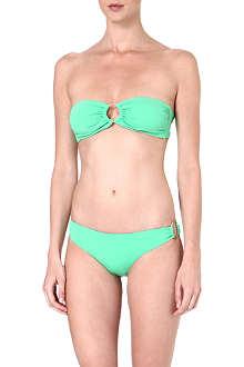 MELISSA ODABASH Evita bandeau bikini