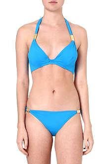 EDA Classic halter-neck bikini