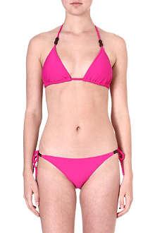 HEIDI KLEIN Ischia triangle bikini