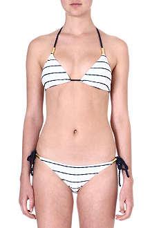 HEIDI KLEIN Ravello rope bikini