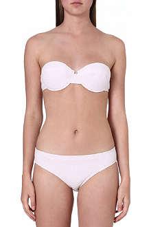 PRISM St Tropez bandeau bikini
