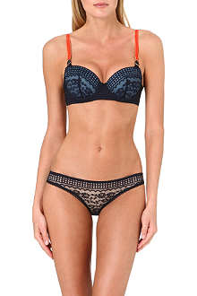 STELLA MCCARTNEY Magnolia Shrugging balcony bra range