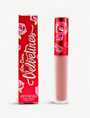 Velvetines Matte lipstick in Lulu
