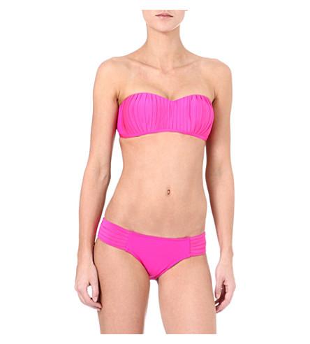 SEAFOLLY Goddess Kiara bustier bikini