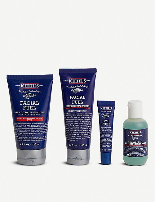 KIEHL'S Facial Fuel Range