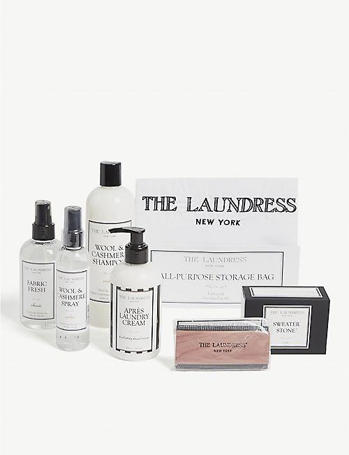 THE LAUNDRESS The Laundress 羊毛和 羊绒束