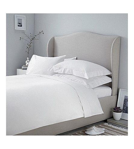 THE WHITE COMPANY Egyptian cotton bed linen range