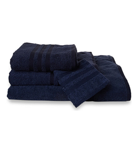 RALPH LAUREN HOME Player towels
