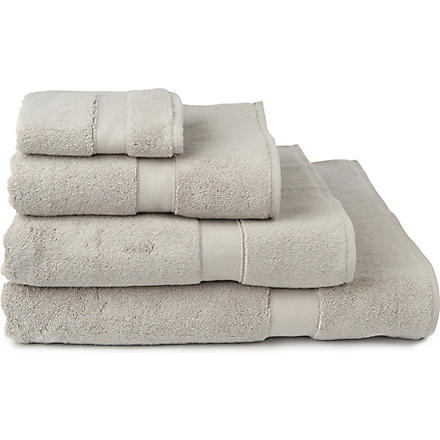 BALINEUM Anatolia towels clay