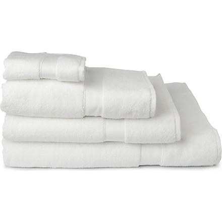 BALINEUM Anatolia towels white