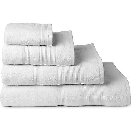 CALVIN KLEIN HOME Core towels optic