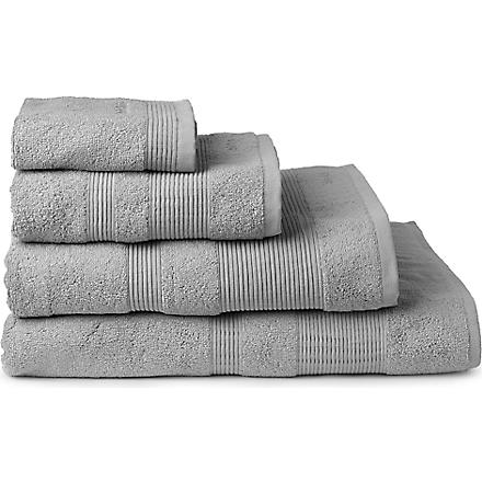 CALVIN KLEIN HOME Core towels fog