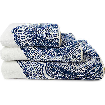 CHRISTY Harlequin Azara towels