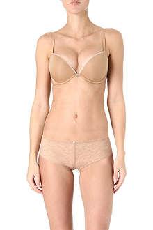 CALVIN KLEIN Naked Glamour padded bra range