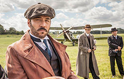 Mr Selfridge is back