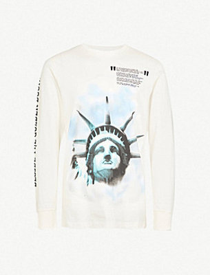 Off-White Liberty Top