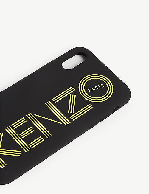 KENZO 徽标 iPhone X/X 外壳