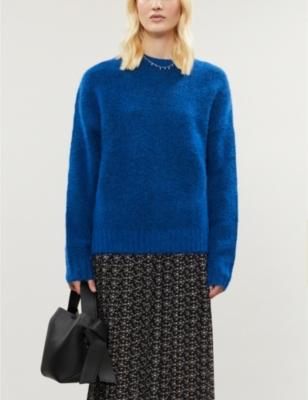 Eti roundneck knitted jumper