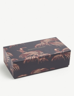 Mexico socks gift box set of two