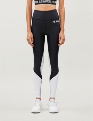 Lead Right sports-jersey leggings
