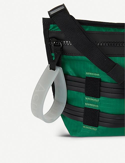 ACNE STUDIOS 修道院编织线跨体袋