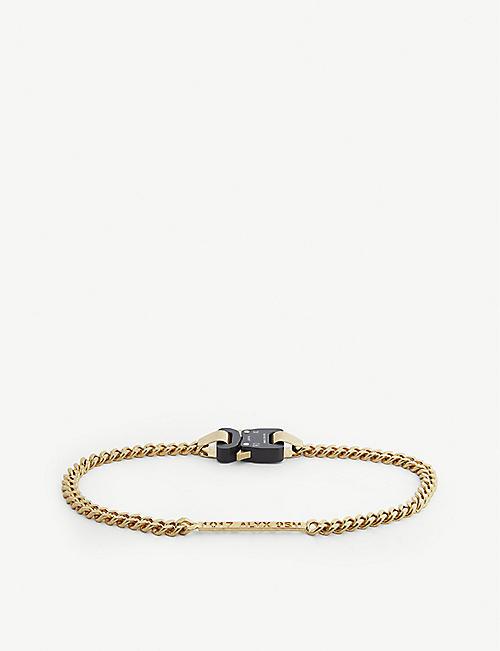 1017 ALYX 9SM Roller coaster buckle necklace
