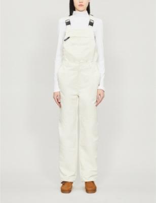 Terrain Convertible woven overalls