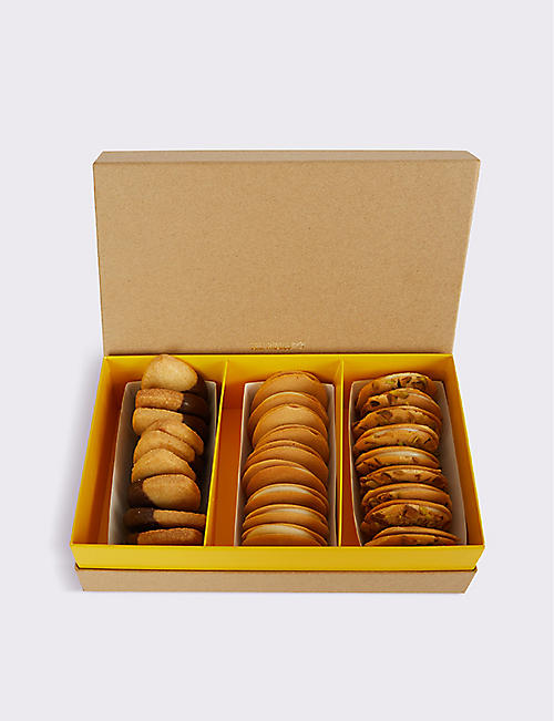 SELFRIDGES SELECTION Limited Edition Assorted Biscuit Selection 420g