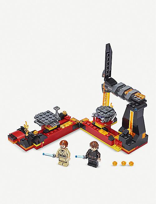 LEGO LEGO*?穆斯塔法尔设置决斗