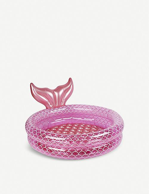 SUNNYLIFE 美人鱼可充气儿童码泳池
