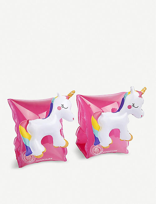 SUNNYLIFE Unicorn float bands